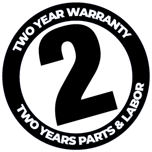 Proscale products on 2 year Warranty